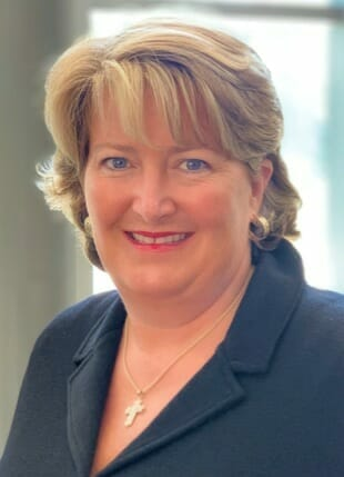 Tara D'Orsi, JD is Executive Vice President, Chief Compliance Officer, and General Counsel